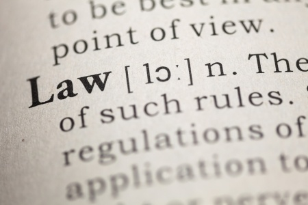 popular law jargon